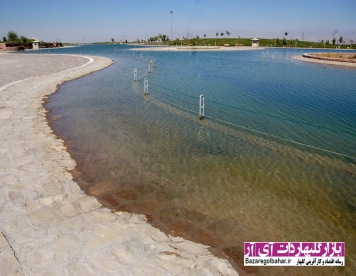 دریاچه و مجتمع تفریحی سنجاقک گلبهار