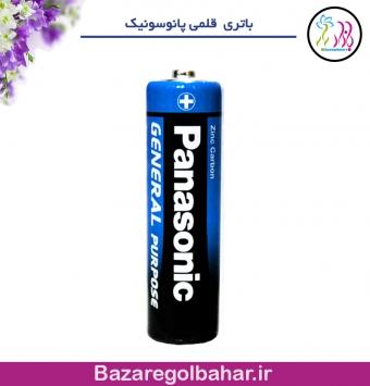 باتری  قلمی پانوسونیک - کد 653mf