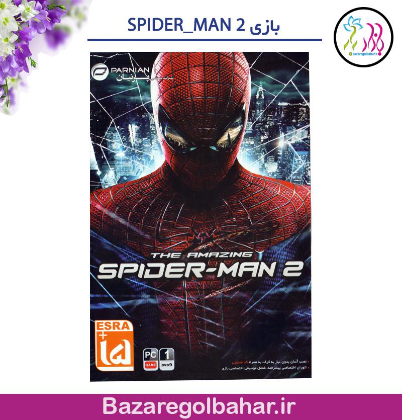 بازی Spider man - کد 772k