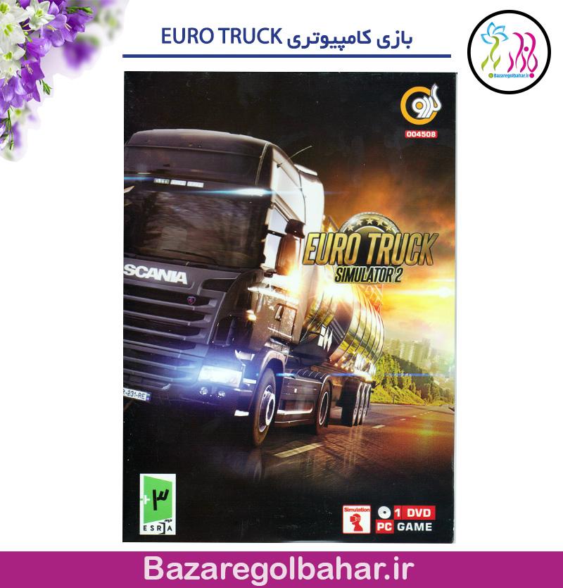 بازی کامپیوتری EURO TRUCK - کد 786k
