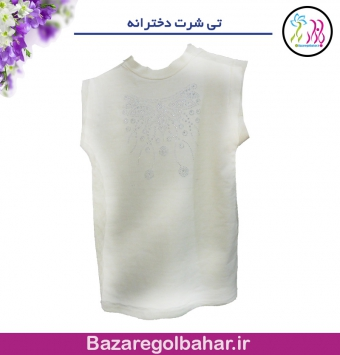 تی شرت دخترانه - کد 1035pr