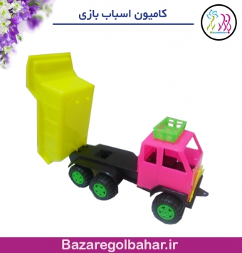 کامیون اسباب بازی - کد 1083mkhp